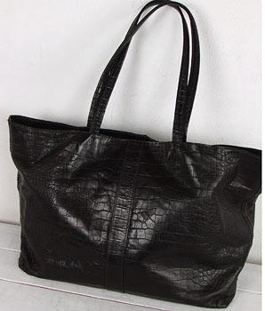 アニアリ|aniary クロコ型押しトートバッグ|美品 |買取査定