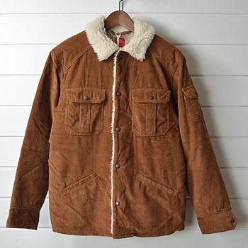 バテンウェア|Battenwear コーデュロイボアジャケット |買取査定