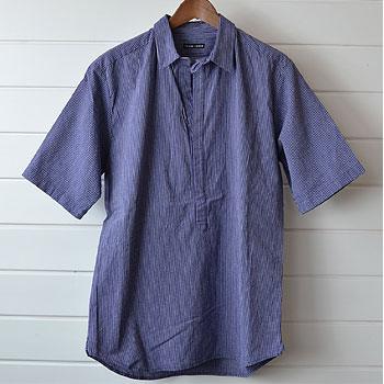 フランクリーダー|FRANK LEDER 半袖プルオーバーシャツ|買取査定