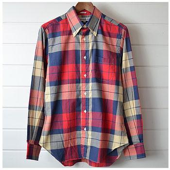 インディビジュアライズドシャツ チェックBDシャツ  買取査定