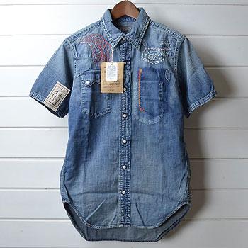 キャピタル| KAPITAL カントリー ペイズリー刺繍ウエスタンシャツ新品|買取査定
