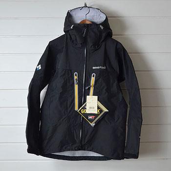 モンベル|mont-bell ストリームジャケット ブラック|買取査定