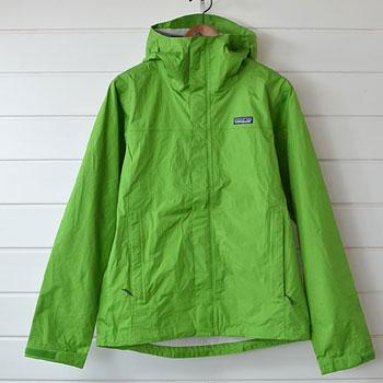 パタゴニア|patagonia Torrentshell jacket グリーン|買取査定