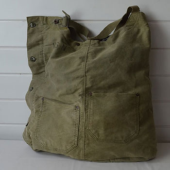 RRL| ダブルアールエル BEDFORD TOTE U.S.Nトートバッグ|買取査定
