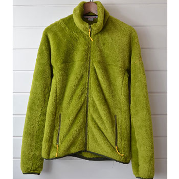ウエストコム|westcomb peak sweater フリースジャケット |買取査定